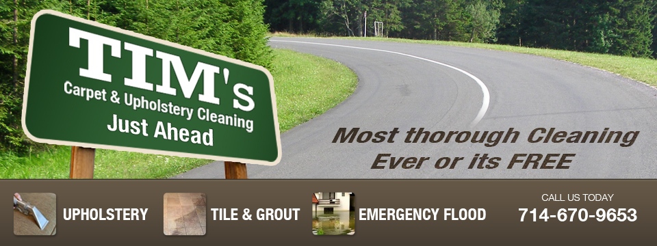 Tims Carpet Cleaning Orange County